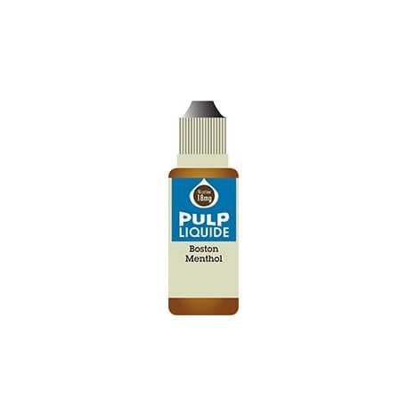 E-liquide Pulp Tabac Boston Menthol
