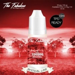 Le Voodoo Fraise par The Fabulous