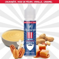 E-liquide Charismatic - Different Character